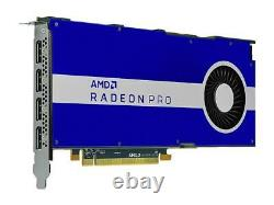 AMD Radeon Pro W5500 100-506095 8GB 128-bit GDDR6 PCI Express 4.0 x16 Workstatio