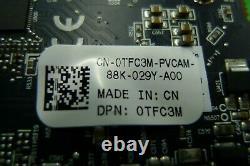 AMD Radeon Pro WX4100 4GB GDDR5 4x Mini-DisplayPort PCIe Video Card Dell TFC3M
