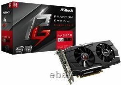 ASRock Phantom Gaming D Radeon RX 570 DirectX 12 4GB 256-Bit GDDR5 PCI Express