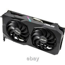 ASUS DUAL Radeon RX 5500 XT EVO OC 8GB GDDR6 AMD PCIe 4 Gaming PC Graphics Card