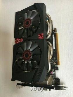 ASUS NVIDIA GeForce GTX960-DC20C-4GD5 4GB GDDR5 PCI-E Video Card DVI DP HDMI
