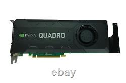 Dell Nvidia Quadro K5200 8GB GDDR5 2x DP 2x DVI PCI-e Video Card R93GX