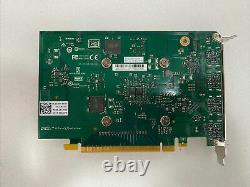 Dell Nvidia Quadro M2000 W2TP6 4GB GDDR5 PCIe 4-Port Video Graphics Card
