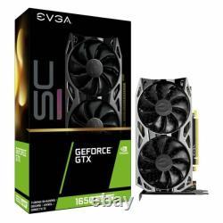 EVGA GeForce GTX 1650 SUPER SC ULTRA NVIDIA 4GB GDDR6 PCI Express 3.0