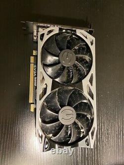 EVGA NVIDIA GeForce GTX 1660 Ti 6GB GDDR6 PCI Express 3.0 Graphics Card Black