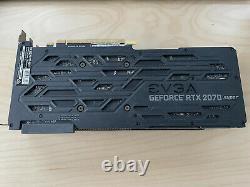 EVGA NVIDIA GeForce RTX 2070 Super 8GB GDDR6 PCI Express 3.0 Card Black
