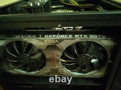 EVGA NVIDIA GeForce RTX 2070 Super 8GB GDDR6 PCI Express 3.0 Graphics Card Bl