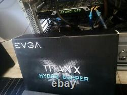 EVGA NVIDIA TITAN X 12GB GDDR5X PCI Express Graphics Card