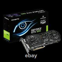 GIGABYTE GeForce GTX 980 4GB GDDR5 PCI Express Video Card