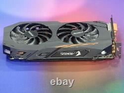 GIGABYTE Radeon RX 580 AORUS 8GB 8G 256-bit GDDR5 PCI-E 3.0 AMD Video Card