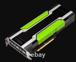 GPGPU Deep Learning Nvidia Tesla M40 24GB 24 GB RAM GDDR5 PCIe 3.0 x16