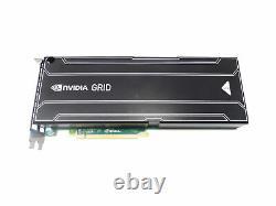 GRID K2 Nvidia P2055 GRID K2 8GB GDDR5 3072 CUDA Core PCIe 225W Graphics Card