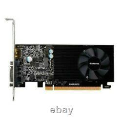 Gigabyte GT 1030 2GB GDDR5 GV-N1030D5-2GL PCI-E Video Card DVI HDMI Low Profile