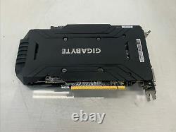 Gigabyte GV-N1060WF2OC-3GD GTX 1060 3GB GDDR5 PCI-EXPRESS 3.0 x 16 Graphics Card