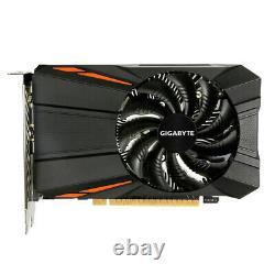 Gigabyte GeForce GTX 1050 Ti 4GB GDDR5 GV-N105TD5-4GD PCI-E Video Card HDMI DVI
