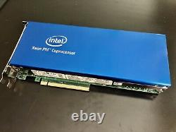 HPE E2M34A Intel 7120P Xeon Phi Coprocessor 16GB GDDR5 PCIe x16 GPU Accelerator