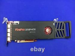 HP AMD FirePro W7000 4GB GDDR5 SDRAM PCI Express 3.0 x16 Graphic Video Card