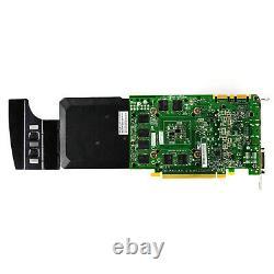 HP Nvidia Quadro K5000 4GB GDDR5 PCIe x16 Dual DP DVI Graphics Card 701980-001