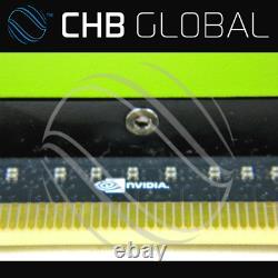 K80 TESLA Nvidia PCIe GPU 2x2496 Core 24GB GDDR5 Accelerator Card 900-22080-63