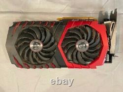MSI AMD Radeon RX 480 Gaming (RX480GAMINGX8G) 8GB GDDR5 SDRAM PCI Express 3.0