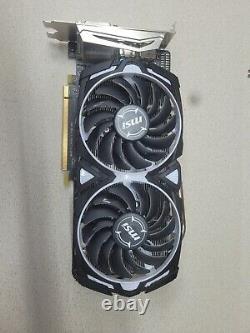 MSI AMD Radeon RX 570 Armor 4GB OC GDDR5 PCI Express x16 Graphic Card