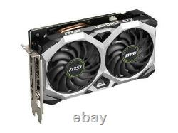 MSI GeForce GTX 1660 SUPER 6GB GDDR6 PCI Express 3.0 x16 Video Card