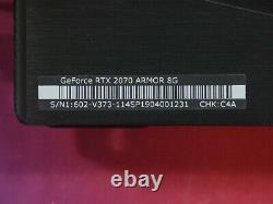 MSI GeForce RTX 2070 ARMOR 8GB 8G 256-bit GDDR6 PCI-E 3.0 NVIDIA Video Card