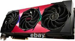 MSI GeForce RTX 3070 SUPRIM SE 8G LHR x GODZILLA 8GB 256-bit GDDR6 PCI Express