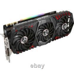 MSI NVIDIA GeForce GAMINGX TRIO 11GB GDDR6 HDMI/3DisplayPort/ USB