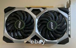 MSI NVIDIA GeForce GTX 1660 Super 6GB GDDR6 PCI Express 3.0 Card Black Gray