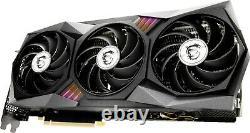 MSI NVIDIA Geforce RTX 3070 Gaming Z Trio LHR 8GB GDDR6 PCI Express 4.0 Graphics