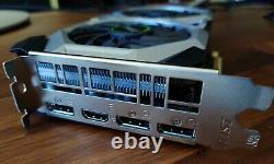 MSI Nvidia GeForce RTX 2070 VENTUS GP 8GB 8G 256-bit GDDR6 PCI-E 3.0 ray tracing