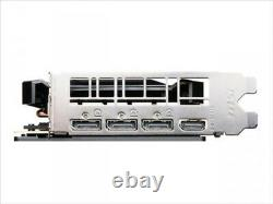MSI RADEON RX 5500 XT MECH 4G OC PCI Express 4.0 4GB GDDR6 Graphics Card AMD