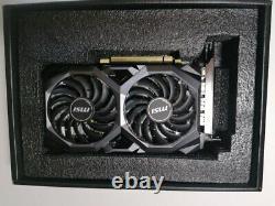 MSI Radeon RX 5500 XT MECH 8G OC 8GB GDDR6/PCI Express 4.0/1647MHz 1845MHz/14