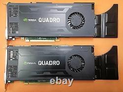 NVIDIA Quadro K4200 4GB GDDR5 PCI-E 2.0 x16 Video Card