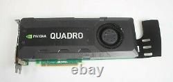 NVIDIA Quadro K5200 8GB GDDR5 PCIe 3.0 x16 Graphics Card 699-52081-0502-200