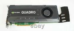 NVIDIA Quadro K5200 PCIe 3.0 x16 8GB GDDR5 Dual Slot GPU 699-52081-0502-200