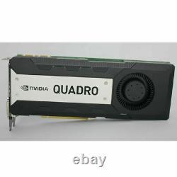 NVIDIA Quadro K6000 12GB GDDR5 384-bit 288 GB/s PCI Express PCIE 3.0 x16
