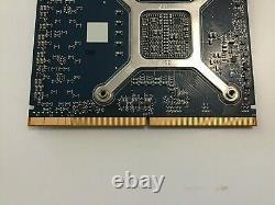 NVIDIA Quadro P3200 N18E-Q1-KC-A1 6GB GDDR5 MXM PCIe Gen3 Video Graphics card
