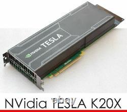 NVIDIA TESLA K20X 6 GB GDDR5 ECC x16 PCI-E PCI-EXPRESS 90Y2351 ACCELERATOR CARD