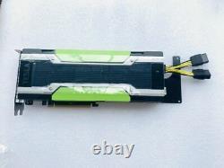 NVIDIA Tesla K80 GDDR5 24GB CUDA PCI-e GPU Accelerator Mining & Deep Learning