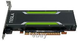 NVIDIA Tesla P4 PCI-E x16 GPU 8GB GDDR5 Low-Profile Card 900-2G414-0000-001