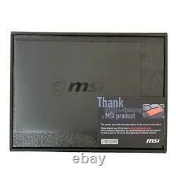 Nvidia GTX 1660 Ti MSI GeForce 6GB GDDR6 Graphics Card PCI-E x16 VR & 4K HDR GPU