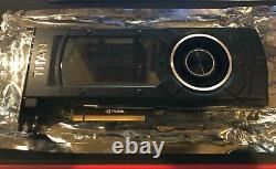 Nvidia GeForce GTX Titan X Maxwell 12GB GDDR5 PCIe Video Graphics Card GPU