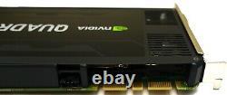 Nvidia Quadro K4200 4GB GDDR5 PCIe x16 FH (VCQK4200) Graphics Card