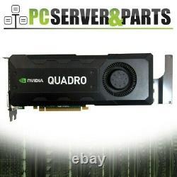 Nvidia Quadro K5200 8GB GDDR5 DVI DP 4K PCIe Video Graphics Card