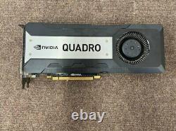 Nvidia Quadro K6000 12gb Gddr5 Pci-e Gpu