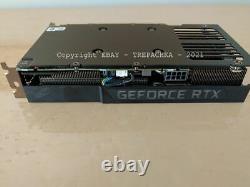 Nvidia RTX 3060 TI 8GB GDDR6 PCI Express 4.0 256-bit