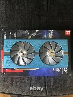 Sapphire NITRO AMD RX 590 8GB GDDR5 PCIe 3.0 x16 Special Edition Graphics Cards