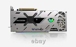 Sapphire NITRO+ AMD Radeon RX 6800 PCIe 4.0 Gaming Graphics Card with 16GB GDDR6